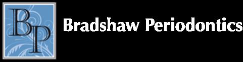 Bradshaw Periodontics logo, quality treatment with personalized care